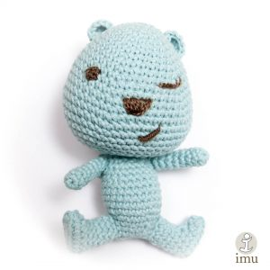 "Pattern Bear ""Jappy"" (English)"